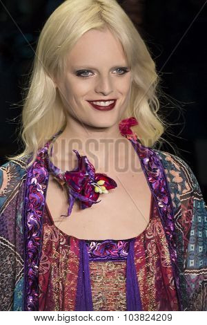 Anna Sui - Spring Summer 2016 Collection
