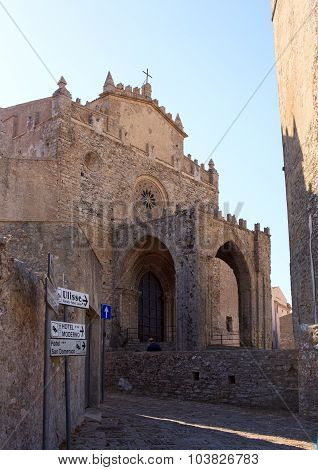 Main Church, Erice