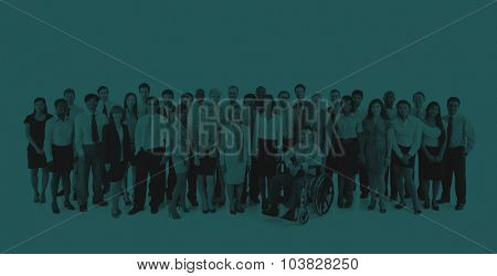Business People Community Organization Team Concept