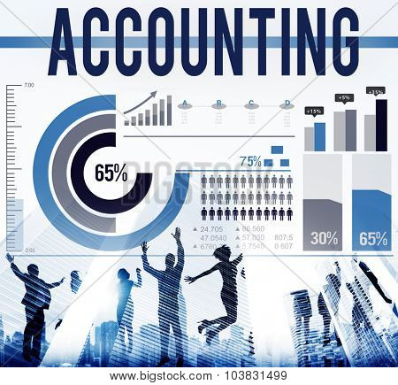 Accounting Banking  Budget Financial Investment Concept