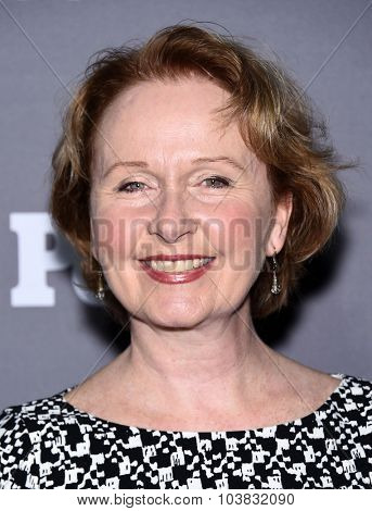 LOS ANGELES - SEP 26:  Kate Burton arrives to the TGIT Premiere Red Carpet Event  on September 26, 2015 in Hollywood, CA.