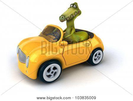 Fun dinosaur