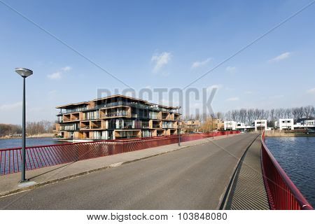 Residential District Rotterdam