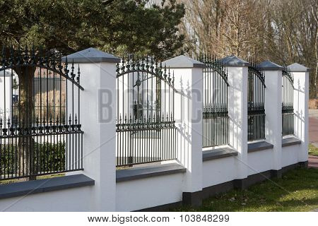 New Classic Fence