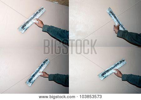 Hands Plasterer