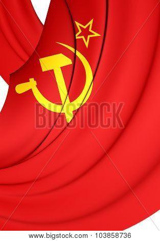 Flag Of The Soviet Union (1923-1955)