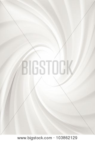 Abstract Rotating Shapes. Dynamic Swirling, Twirling Background