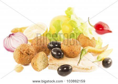 Falafel Snack