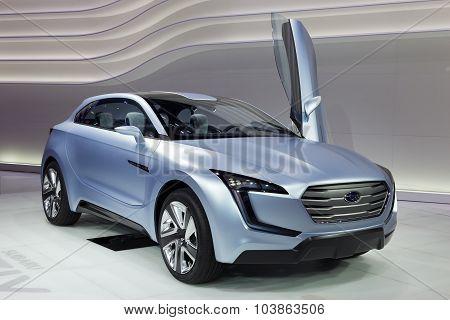 Subaru Concept Car Viziv