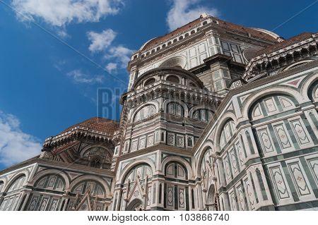 Italy, Toscana, Florence.  Cathedral Santa Maria del Fiore