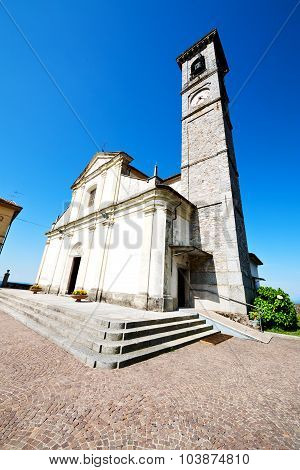 Monument Old Architecture In Italy Europe Milan