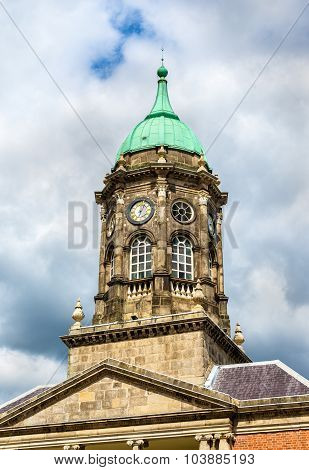 Bedford Tower Of Dublin Castle - Ireland