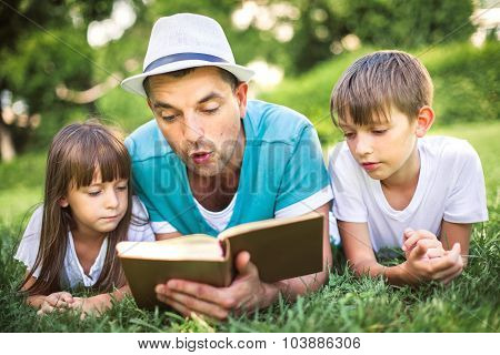 Education, Family Concept