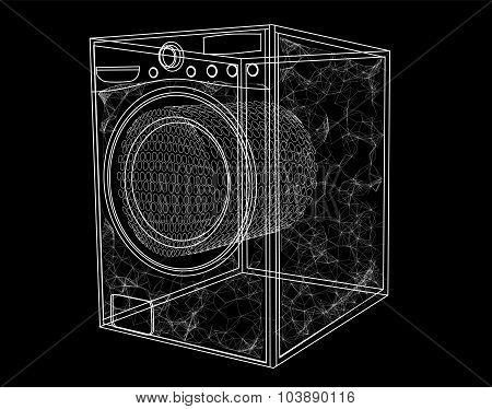 Washing Machine Simbol