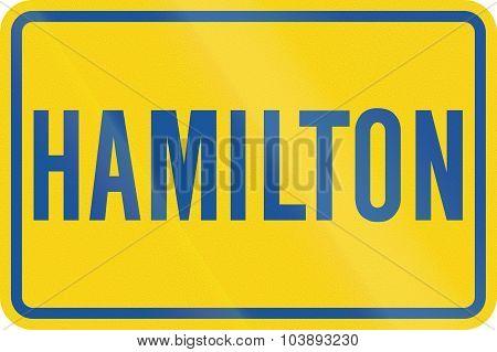 Hamilton Guide Sign In Canada