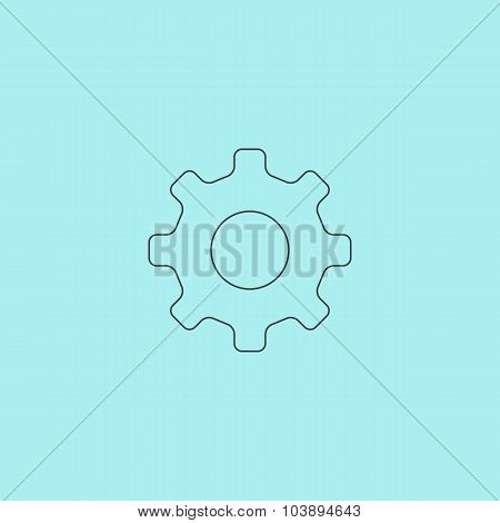 gear hours icon.
