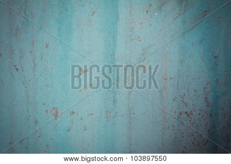 Background Concrete With Dirt
