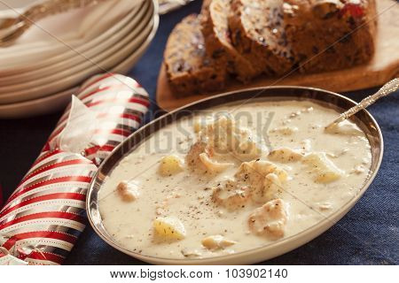 Christmas chowder