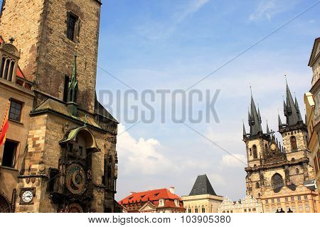Old Town Hall Tower, Prague