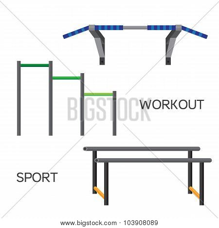 Sports Equipment For Street Workout