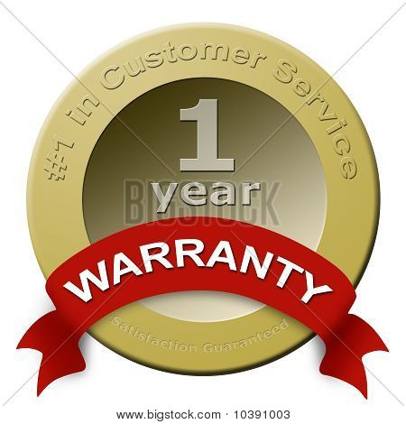 Customer service warranty