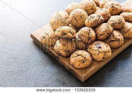 Mini Chocolate Cookies
