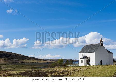 Church Kensaleyre