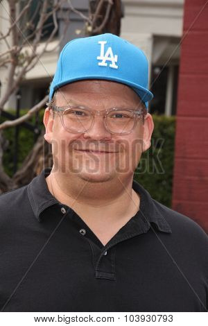 LOS ANGELES - OCT 4:  Andy Richter at the