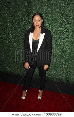 LOS ANGELES - OCT 5:  Tia Mowry at the