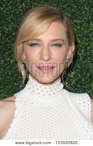 LOS ANGELES - OCT 5:  Cate Blanchett at the