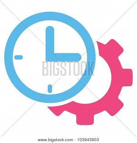 Time Setup Icon