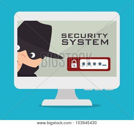 Security system design.