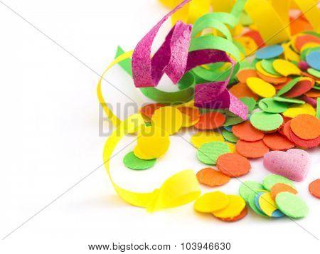confetti decoration