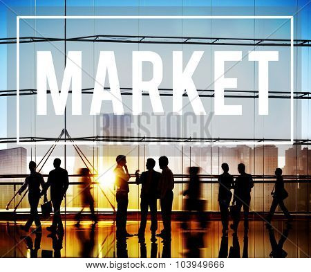 Market Strategy Plan Marketing Vision Concept
