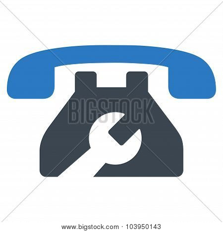 Service Phone Icon