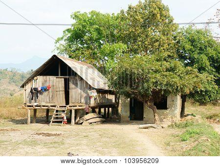 Buon Me Thuot, Daklak, Poor Life, Vietnam