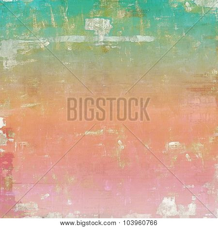Abstract background or texture. With different color patterns: brown; blue; green; pink