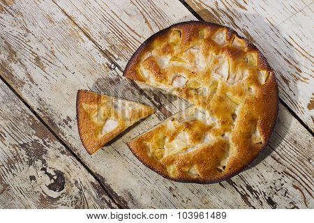 Charlotte. Apple Pie