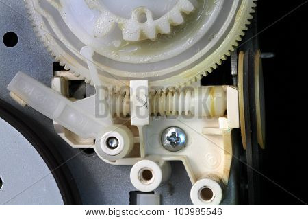 Cogs and control system.