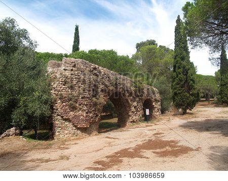 Frejus aquaduct