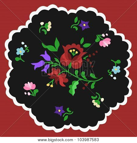 Embroidery pattern 5