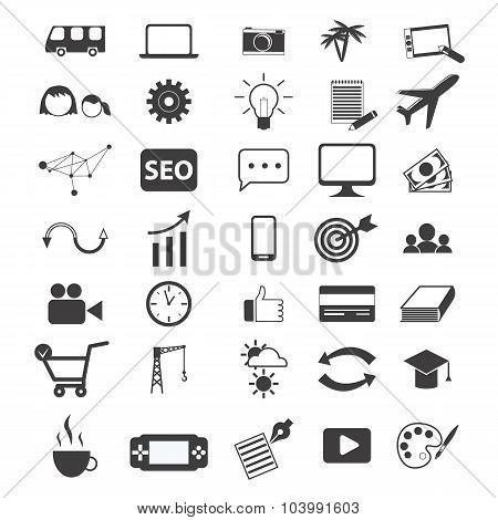 Freelancer Icons