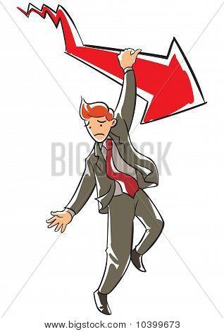 Hanging executive
