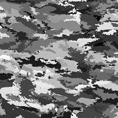 Постер, плакат: Camouflage military background