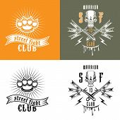 ������, ������: Street Fighting Club Emblems