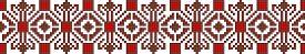 stock photo of motif  - very big size romanian popular motifs pattern - JPG