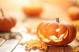 pic of jack o lanterns  - Halloween jack o - JPG