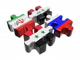 foto of terrorist  - Puzzle  - JPG