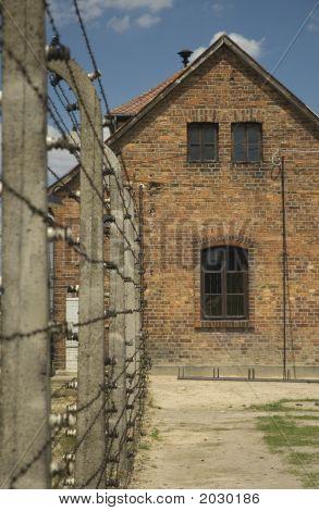 Auschwitz-Birkenau Main Building