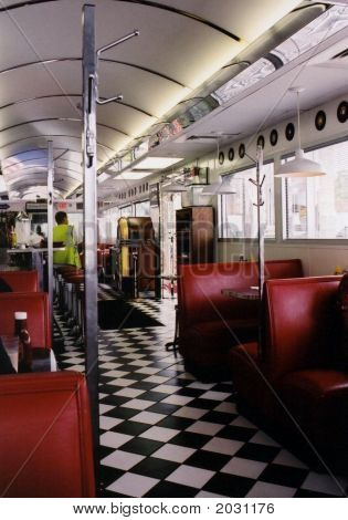 Diner With A Jukebox